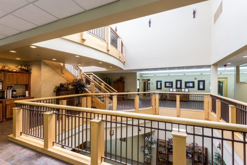 Turning Leaf Business Center entrance