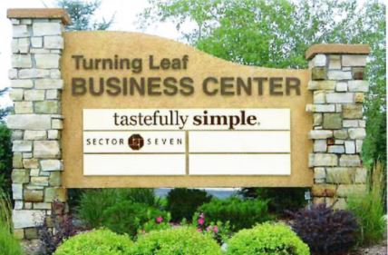 TLBC Sign